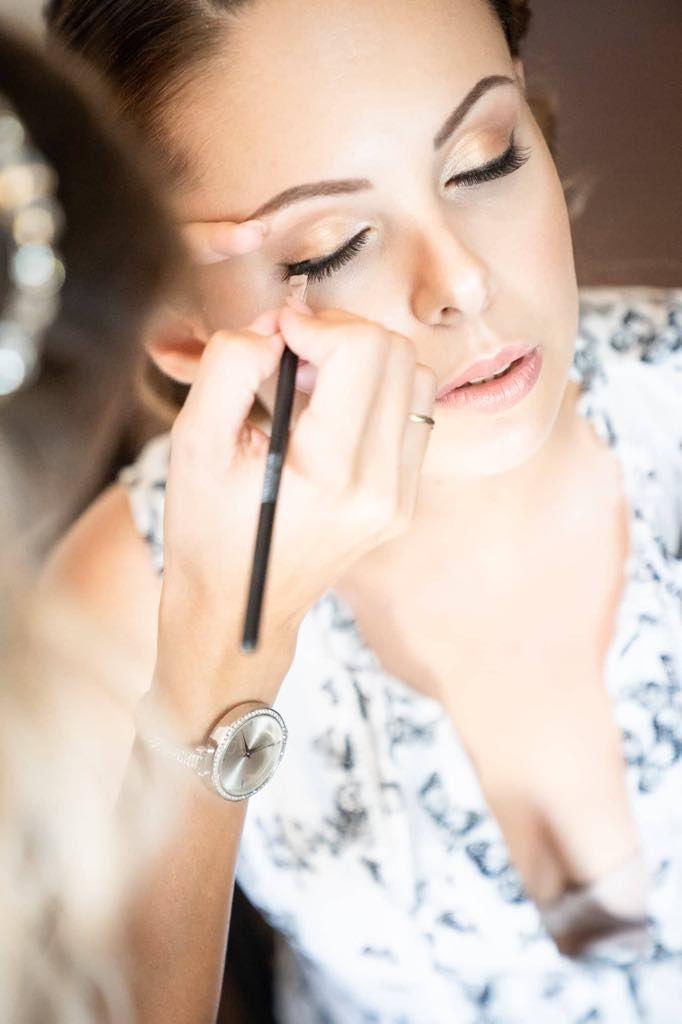 svatební líčení hany makeup